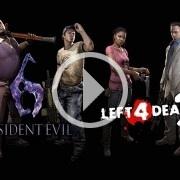 Resident Evil 6 y Left 4 Dead 2 se mezclan en este DLC