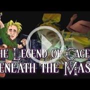 Nicolas Cage se cuela en Majora's Mask gracias a este mod