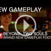 Este nuevo gameplay de Beyond: Two Souls no está nada malote