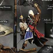 Assassin's Creed IV: Black Flag viene con cuatro ediciones especiales