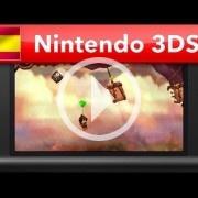 Donkey Kong Country Returns 3D tiene un modo para mancos