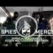 Vuelven los espías y vuelven los mercenarios en Splinter Cell: Blacklist