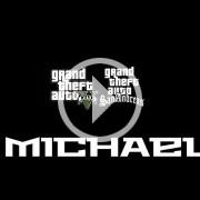 El tráiler de Michael de GTA V, reproducido en San Andreas