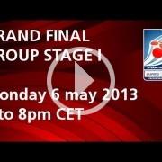 FIFA Interactive World Cup: Fase de grupos, primera jornada
