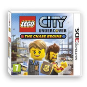 Sorteamos una copia de Lego City Undercover: The Chase Begins