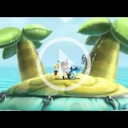 Rayman Legends es bonito a rabiar hasta en los niveles acuáticos