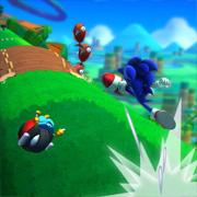 Estas imágenes de Sonic Lost World son bastante majas