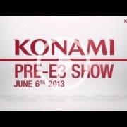 Conferencia Pre-E3 de Konami