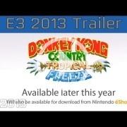 Ritmos tropicales en Wii U con Donkey Kong Country: Tropical Freeze