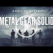 ¡Eh! Que Metal Gear Solid: The Legacy Collection ya tiene tráiler