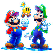 Avance de Mario & Luigi: Dream Team Bros