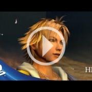 Comparativa gráfica: Final Fantasy X con y sin HD