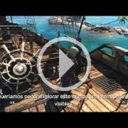 El Caribe como mundo abierto: 13 minutos de Assassin's Creed IV