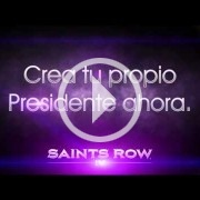 Ya disponible el editor de personajes de Saints Row IV