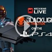 Una hora de Blacklight: Retribution en PS4