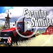 Farming Simulator ya hace la siembra en consolas