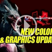 Más material de Killer Instinct: colores alternativos de personaje
