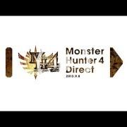 El Nintendo Direct de Monster Hunter 4 ha sido así