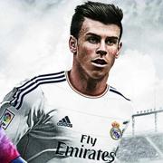 Gareth Bale cambia de equipo también en la portada británica de FIFA 14