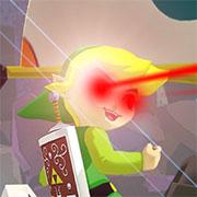 Link podría haber llegado a disparar rayos por los ojos en cierto punto del desarrollo de Wind Waker