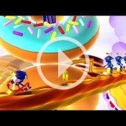 Gameplay de Sonic Lost World