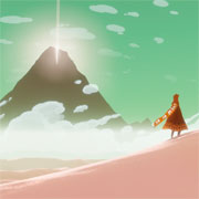 Journey saldrá para PS4, dice thatgamecompany