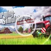 Farming Simulator 2013 lanza su expansión Titanium Edition