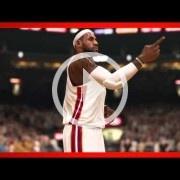 Tráiler de NBA 2K14 para nueva generación
