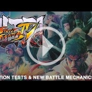 Capcom explica las nuevas mecánicas de Ultra Street Fighter IV