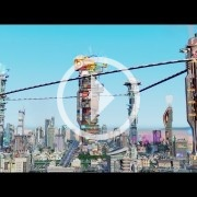 Tráiler de lanzamiento de SimCity: Cities of Tomorrow