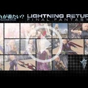 El diablo viste de Prada en Lightning Returns: Final Fantasy XIII