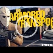 Tráiler de Armored Transport, el nuevo DLC de Payday 2