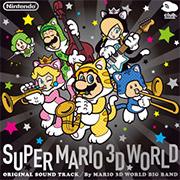 El Club Nintendo japonés tiene la banda sonora de Super Mario 3D World