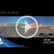 El GPS Data Visualizer de Gran Turismo 6 es impresionante