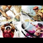 Los Super y Ultra Combo de Poison, Rolento, Elena y Hugo en Ultra Street Fighter IV