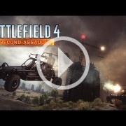Así se anuncia Second Assault, el nuevo DLC de Battlefield 4