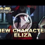Eliza, nuevo personaje femenino de Tekken Revolution