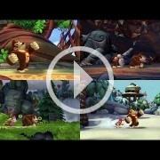 Un repaso en vídeo a los personajes de Donkey Kong Country: Tropical Freeze