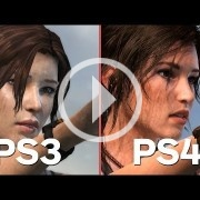 Comparemos Tomb Raider en PS3 y PS4