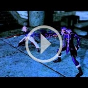 Una buena ración de hostias con Caius en Lightning Returns: Final Fantasy XIII
