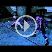 Una buena ración de hostias con Caius en Lightning Returns: Final Fantasy XIII