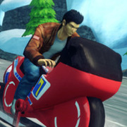 Ryo Hazuki, ya en la versión de PC de Sonic and All-Stars Racing Transformed