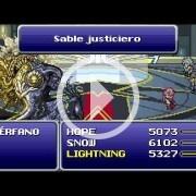 Lightning Returns: Final Fantasy XIII te pone al día con un tráiler pixelado