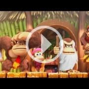 ¿Os apetece ver la intro de Donkey Kong Country: Tropical Freeze?