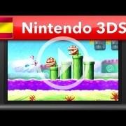También se vieron los balls of steel de Yoshi's New Island en el Nintendo Direct