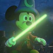 Se descubre un sable de luz de Star Wars en Disney Infinity
