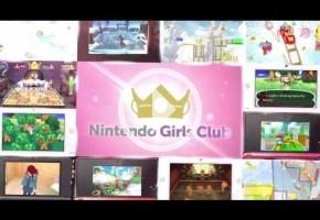 Nintendo abre el canal Nintendo Girls Club en YouTube