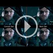 Metal Gear Solid V: Ground Zeroes, la madre de todas las comparativas