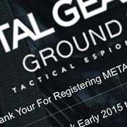 El DLC de Metal Gear Solid V: The Phantom Pain nos anima a pensar en principios de 2015