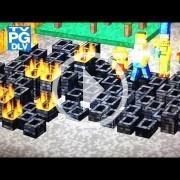 Los Simpson se arriman a Minecraft en su último opening